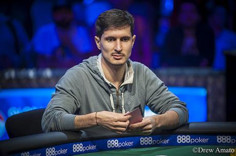 Пето място и $252,909 за Веселин Каракитуков в Event #62:...