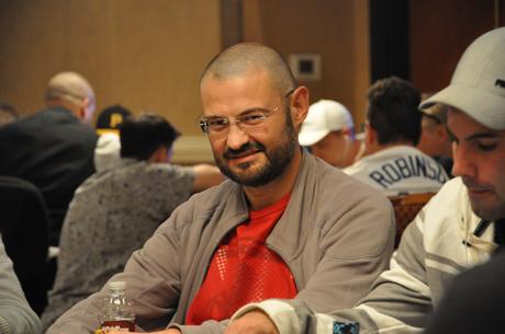 Rumen Nanev 43º no Evento #64: $3000 Pot-Limit Omaha Hi-Lo Split 8 or Better ($5.942)