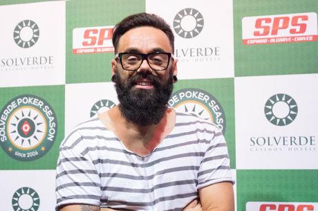 "Nuno ""Che"" Andrade Lidera Ranking Solverde Poker Season 2016; 7 Jogadores com Entrada..."