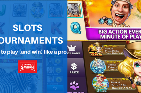 The Most Comprehensive Guide to Slots Tournaments Ever Published