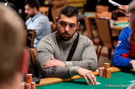 Симеон Найденов на финалната маса на Event #66: $1,000 WSOP...