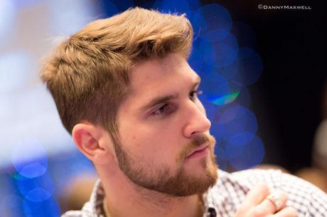 """Matas Cimbolas artėja prie """"WSOP Event #63"""" turnyro finalinio stalo"""