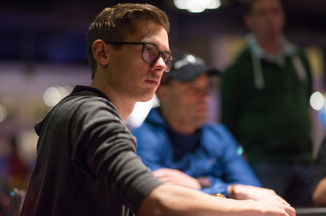 German Superstar Fedor Holz Is Crushing, But Says It's His Last Full WSOP
