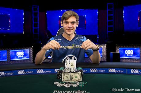 Феноменален! Fedor Holz спечели $111К One Drop турнира за $5...