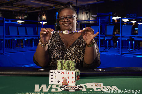 Courtney Kennedy Vence Evento #65: $10,000 Ladies No-Limit Hold'em Championship ($149.108)