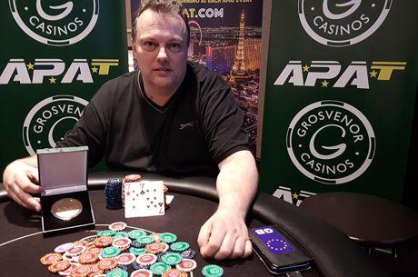 David Griffiths Wins the APAT European Championship