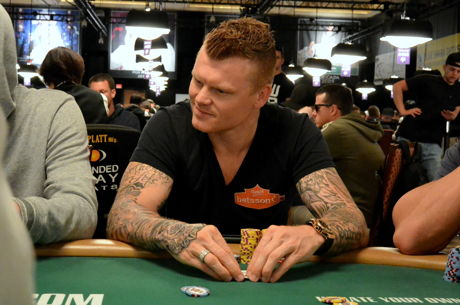 Norwegian Football Star John Arne Riise Off To Best Start in WSOP Main Event