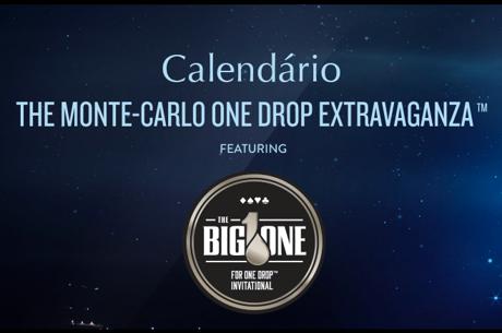 Monte-Carlo One Drop Extravaganza Apresentou o seu Calendário