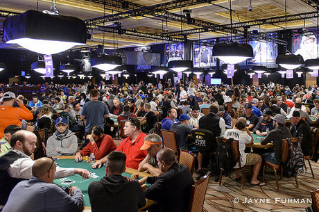 António Costa Lidera Mais 6 Lusos Rumo ao Dia 3 do Main Event WSOP 2016