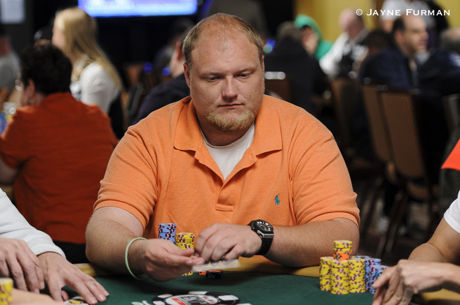 Hand Review: Keven Stammen Plays a Four-Bet Pot With Aces