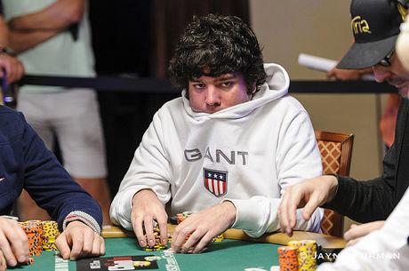 Pedro Oliveira Passa ao Dia 2 do Evento #69: $1.111 Little One for One Drop