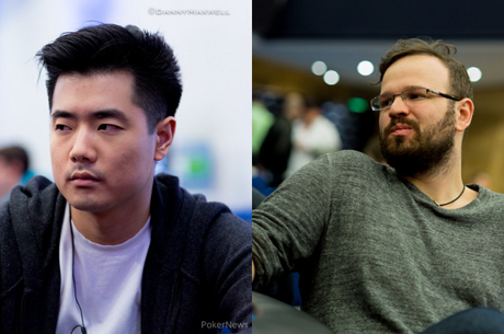2016 WSOP Main Event Day 2c: Andrew Chen and Griffin Benger Among Top Canadians
