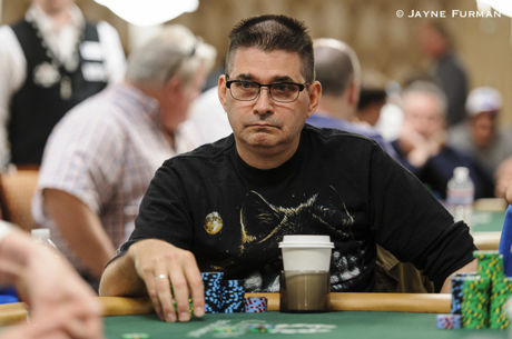 Throwback Thursday: Steve Albini at the 2014 WSOP