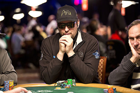 "Phil Hellmuth Struggles: ""If Poker Were Fair Then Maybe I'd Be A Lot Less Frustrated"""