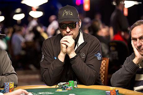 """Phil Hellmuth explota con otro 'llorito': """"Si el poker fuese justo quizá estaría menos..."""