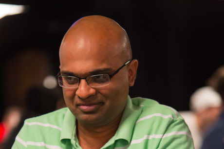 Nithin George Eapen Walks Away From the WSOP a Winner After Surviving a Heart Attack