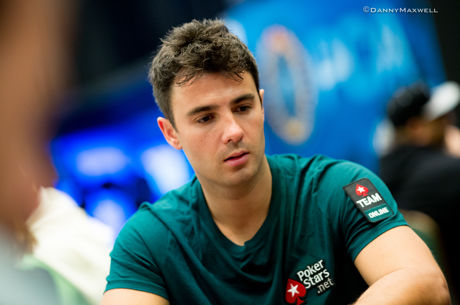 2016 WSOP Main Event Day 3: Marc-Andre Ladouceur Bags 11th-Best Stack