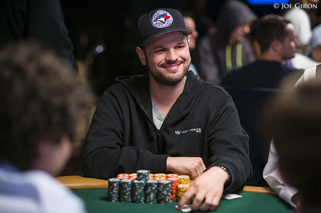 2016 WSOP Main Event Day 4: Griffin Benger Leads Canadian Survivors