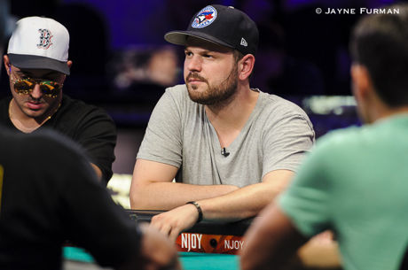 2016 WSOP Main Event Day 5: Griffin Benger Among Chip Leaders