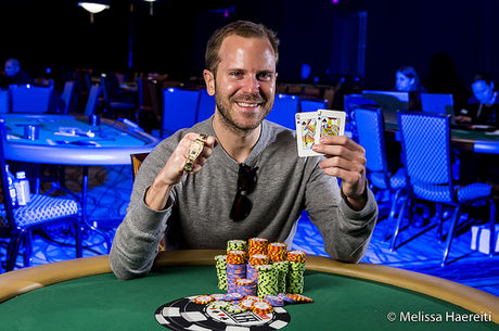 Michael Tureniec Vence Evento #69: $1.111 Little One for One Drop ($525.520)
