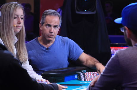 "Cliff ""JohnnyBax"" Josephy Leads Final 18 at Dinner Break on Day 7 of WSOP Main Event"