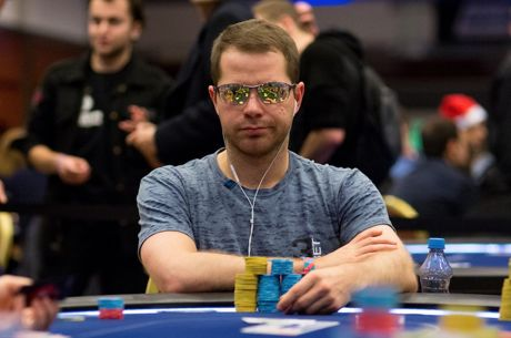 Jonathan Little Attempts a Gigantic 2x-Pot River Bluff
