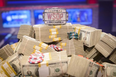 2016 WSOP Attracts 107,833 Total Entries, Breaks Several Records