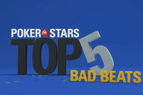 [ВИДЕО]: Toп 5 бед бийта от PokerStars.tv