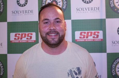 Eugénio Bastos Lidera Dia 1 da Etapa #9 Solverde Poker Season 2016