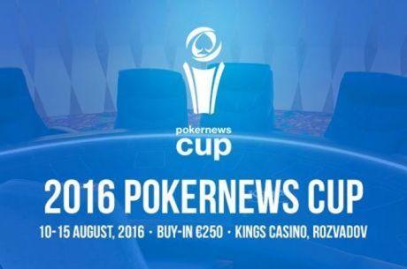 """Nepraleiskite trečiojo satelito į """"PokerNews Cup 2016"""""""