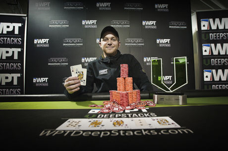 Ian Otobo Takes Down the World Poker Tour Deepstacks Malta Main Event