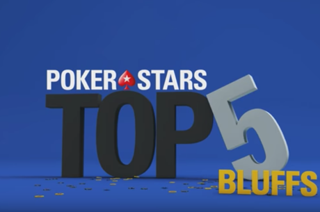WATCH: The Five Most Incredible Bluffs Caught on Video by PokerStars