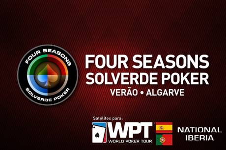 Dois Satélites WPT NationaI Iberia nos Casinos do Algarve Esta Semana