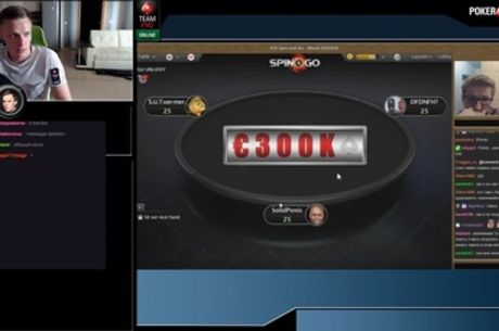 Russian Player Sets New Streaming Record that Will be Hard to Beat, Winning €250K on...