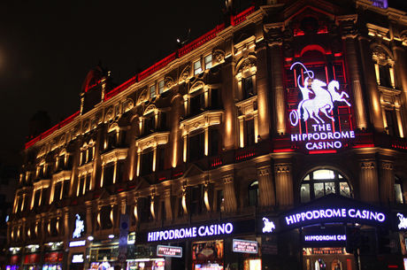 Hippodrome Casino In Collaboration With Neteller
