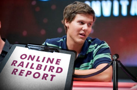 The Online Railbird Report: Jedlicka Wins $216,000 in Quiet Summer Month