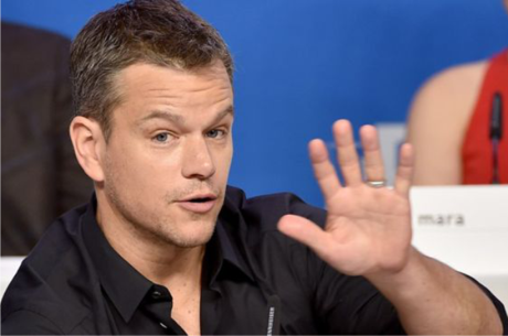 VIDEO: cum il imita Matt Damon pe Teddy KGB