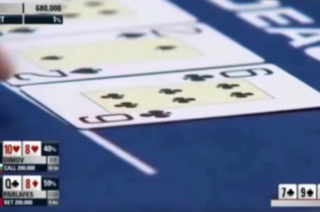 [ВИДЕО]: Десет невероятни фолда в точния момент