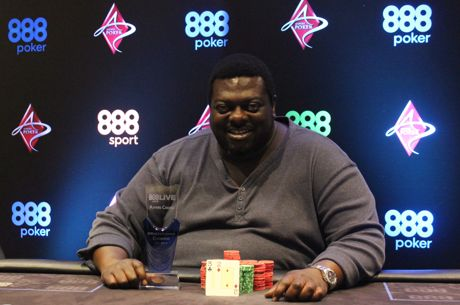 England's Sam Acheampong Ships 888Live Local London With 3-2 Offsuit for £21,950