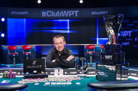 James Mackey Wins First WPT Title in Choctaw For $681,758