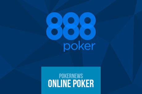 Spousta velkých výher za poslední týden na 888poker, krásná výhra pro českého hráče
