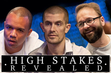 High Stakes Revealed - Negreanu speelt $2.000/$4.000 met Hansen en Ivey