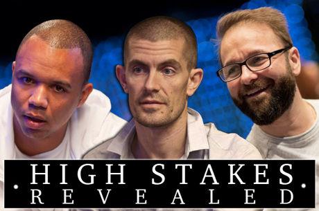 High Stakes Revealed - Negreanu speelt $2.000/$4.000 met Hansen en Ivey
