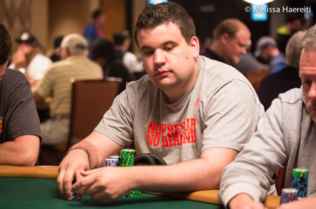 Strategy Vault: Christian Harder on Playing Preflop with Small Pairs in Tournaments