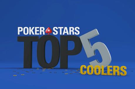 Os 5 Maiores Coolers Captados em Vídeo pela PokerStars