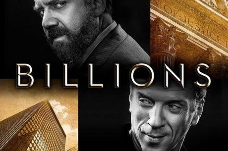 """Philas Hellmuthas ir Brandonas Cantu filmuojasi TV seriale """"Billions"""""""