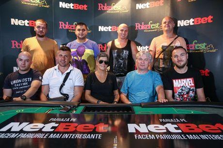 Nandor Solyom intra cu un chip-lead strivitor la masa finala NetBet Open