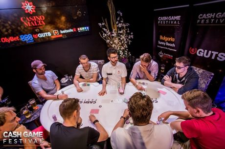 Cash Game Festival Heads to Sunny Beach, Bulgaria on August 31