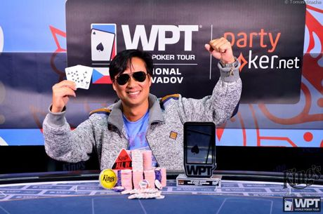 Germany's Van Hiep Tran Ships the WPTN Rozvadov Main Event at King's Casino for €68,081