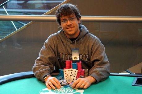 Austin Reilly Tops 2,447-Entry Field at Harrah's Cherokee